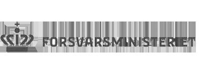 Forsvarsministeret Logo