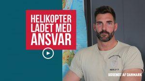 Profil af Jens, soldat