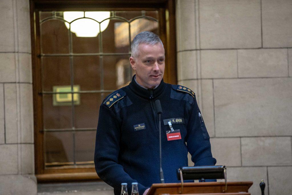 Allan Kirk Jensen, Brigadechef