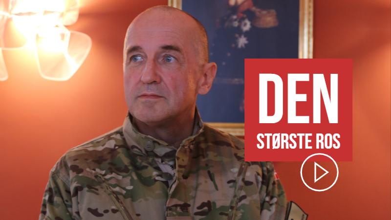 Profil af Christian, brigadegeneral