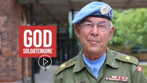 profil af Bjarne, oberst