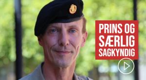 Profil af H.K.H. Prins Joachim
