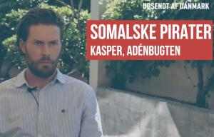 Kasper Somaliske pirater
