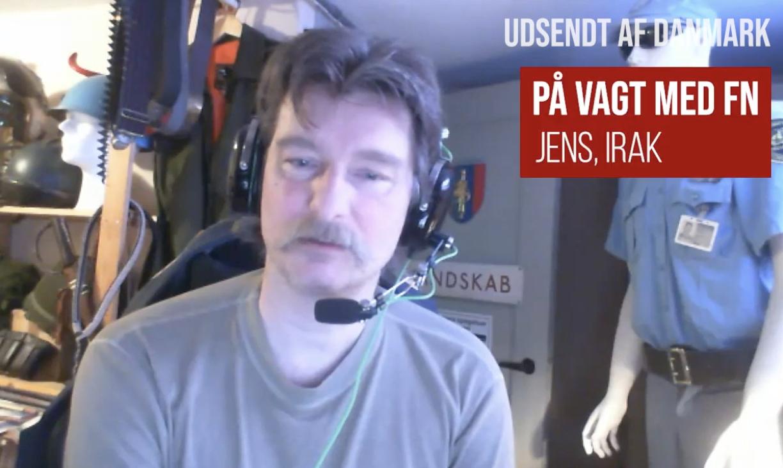 Jens FN mission